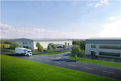 Phase II South Kirkby Business Park Data Drive, Pontefract, WF9 3FD